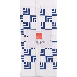 Nested Squares Table Runner