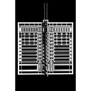 Martin House Pier Cluster Windows Wrightsicle