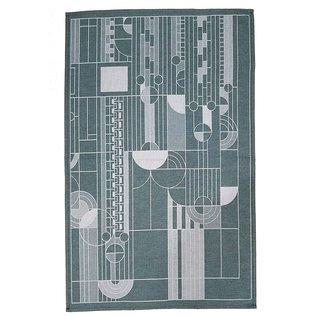 Tree of Life Jacquard Tea Towel