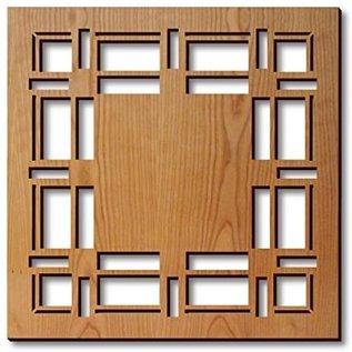 Martin House Casement Window Trivet