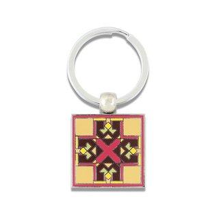 Imperial Hotel Blossom Key Ring