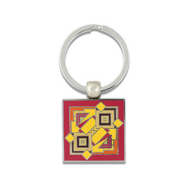 Imperial Hotel Dynamo Key Ring