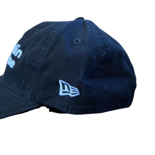 Martin House Baseball Cap: Black