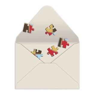 Hoffman Rug Greeting Card Puzzle