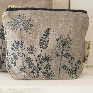 Garden Toiletry Bag - Natural