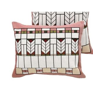 "Prairie Chevron Pillow: 12x16"""