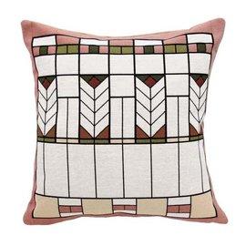 """Prairie Chevron 18"""" Square Pillow"""