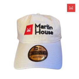 Martin House Baseball Cap: Stone