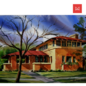 Martin House Watercolor Notecards