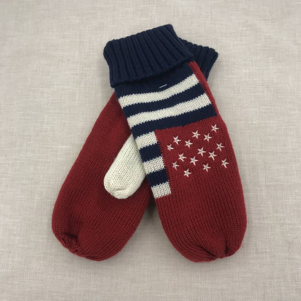 Cheveux Corp. American Flag CC Gloves