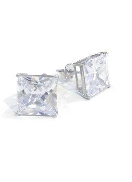 Sterling Silver Stud Earrings 9mm
