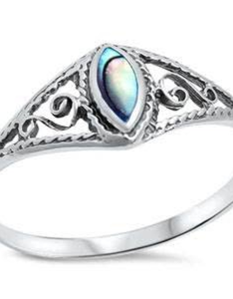 2d9ac4ab53fd Sterling silver abalone shell filigree ring sterling silver abalone shell  filigree ring jpg 800x1024 Sterling silver