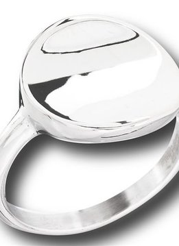 Stainless Steel Circle Ring 6