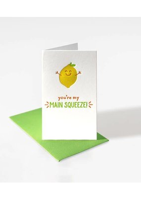 Elum Main Squeeze Mini Note
