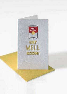 Elum Get Well Soup Mini Note