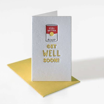 Elum Get Well Soup Mini Note