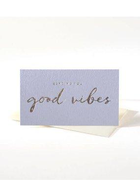 Elum Sending You Good Vibes Mini Note