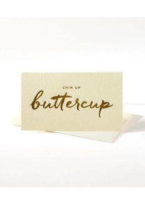 Elum Chin Up Buttercup Mini Note