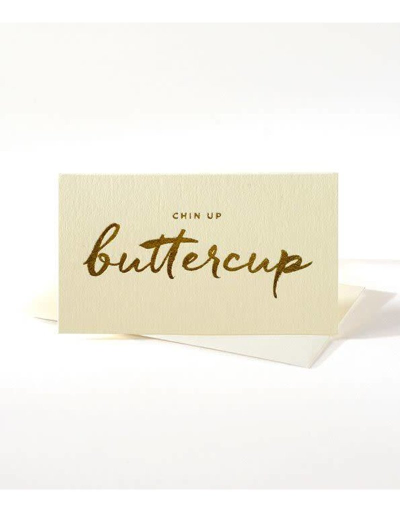 Elum Chin Up Buttercup Mini Note
