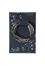 Scout Crystal Night & Black Wrap