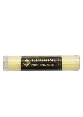 Sunshine Polishing Cloth in Tube