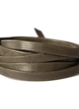 Lenny & Eva Olive Leather Wrap Bracelet