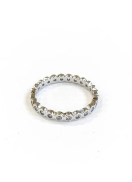 Qualita in Argento Italian Sterling Silver Ring