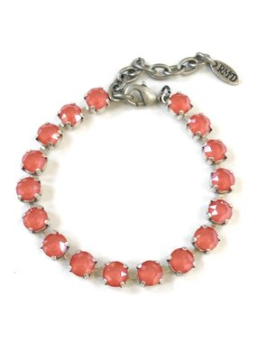 Rachel Marie Jane Bracelet Light Coral