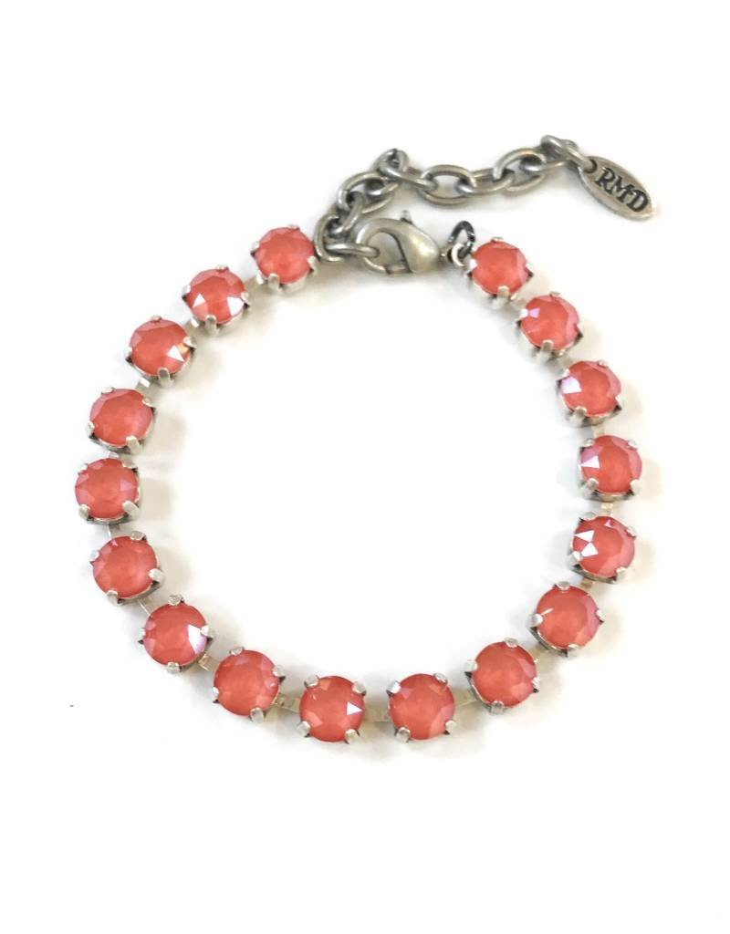 Rachel Marie Jane Bracelet Light Coral