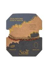 Scout Goldstone Delicate Stone Wrap