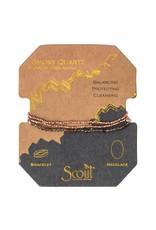 Scout Smoky Quartz Delicate Stone Wrap