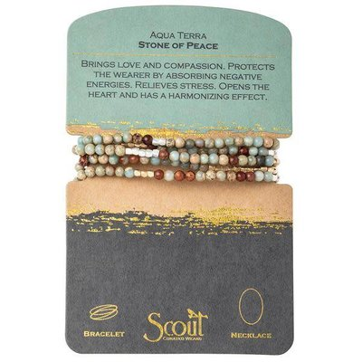 Scout Aqua Terra Stone Wrap