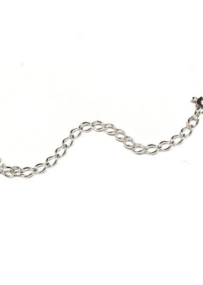 Qualita In Argento Italian Sterling Silver 3 inch Ball Extender