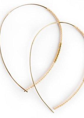 Lenny & Eva Norah Earrings Blush