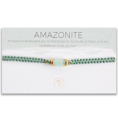 Lenny & Eva Elin Cord Bracelet Amazonite