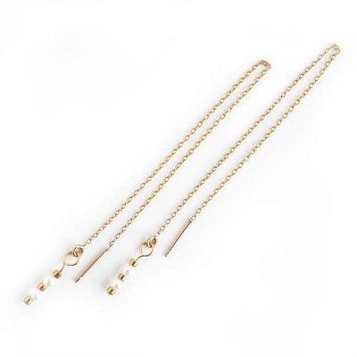 Lenny & Eva Ollie Earrings Pearl