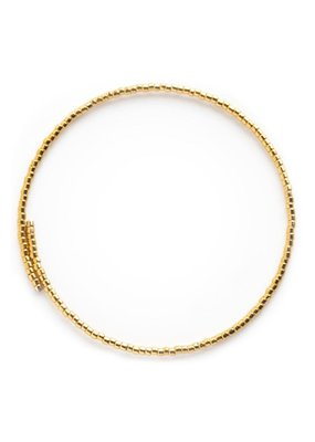 Lenny & Eva Norah Bangle Gold