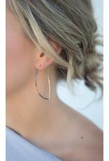Lenny & Eva Norah Earrings Matte Rose