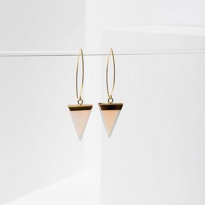 Larissa Loden Opalite Tribune Earrings