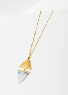 Larissa Loden Opalite Echo Necklace