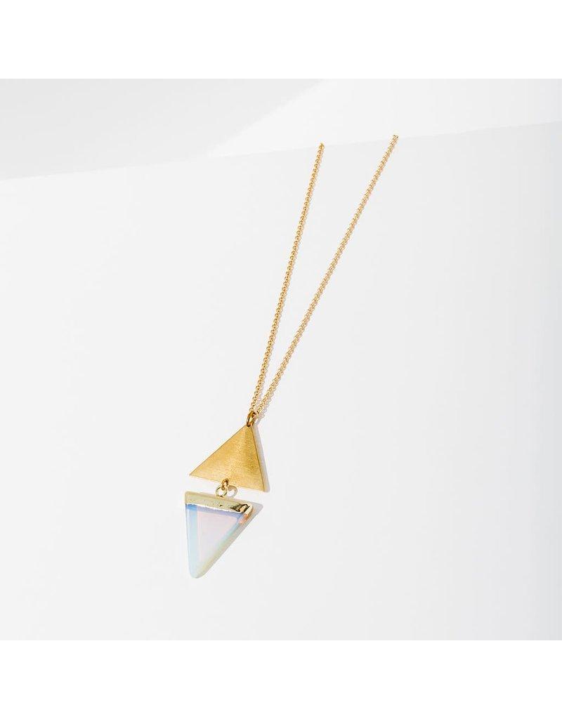 Larissa Loden Opalite Echo Necklace