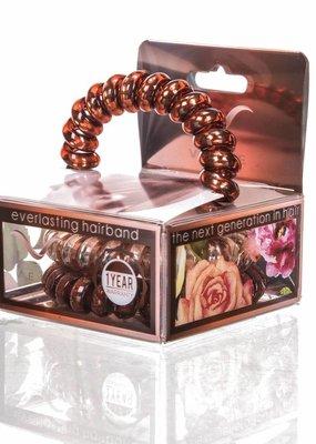 Vere Copper Glow Hair Tie & Bracelet