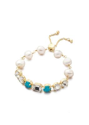 Sorrelli Cadenza Bracelet in Polished Pearl