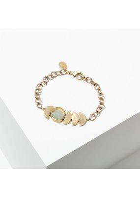 Larissa Loden Amazonite Zephyr Bracelet