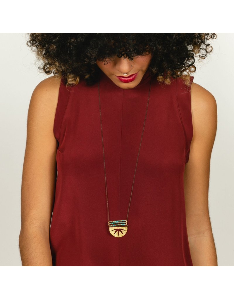 Larissa Loden Mallorca Necklace