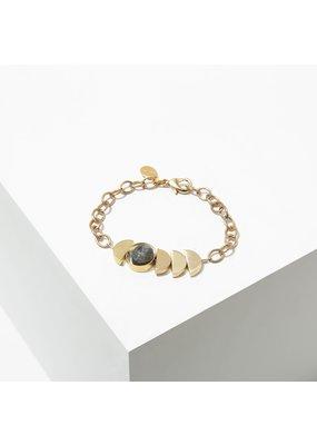 Larissa Loden Labradorite Zephyr Bracelet