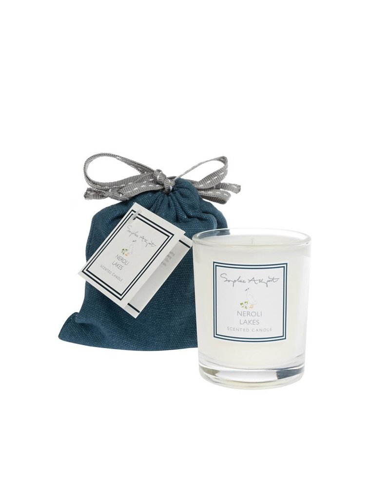 Neroli Lakes Scented Candle 75g