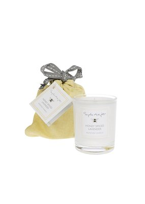 Honey Spiced Lavender Scented Candle 75g