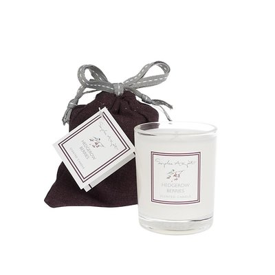 Hedgerow Berries Scented Candle 75g