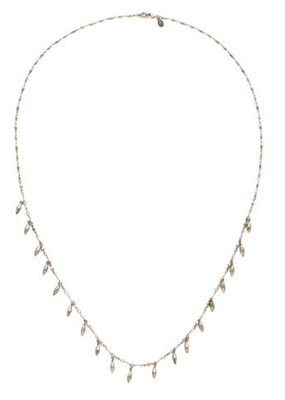 Sorrelli Long Strand Necklace in Crystal